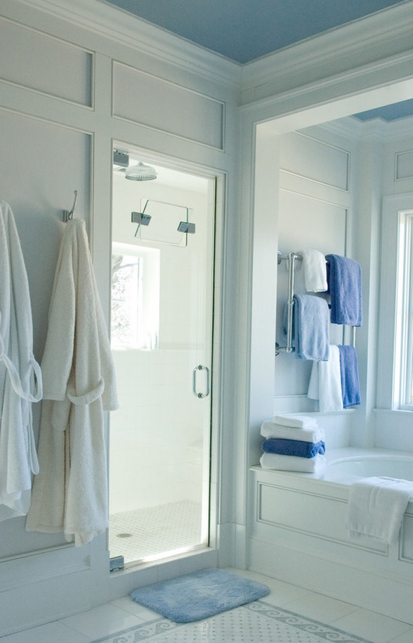 Bathroom steamer